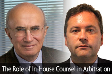 The role of in-house counsel in arbitration